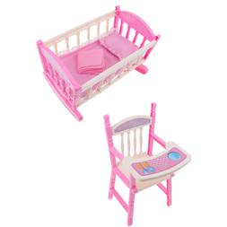 MagiDeal Baby Carrier Toddler Furniture Cradle Dining Chair