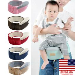 Baby Carrier Waist Stool Walkers Kids Sling Hold Belt Backpa