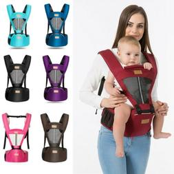 Baby Carrier With Hip Seat Removable Multifunctional Waist S