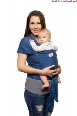 Baby Carrier Wrap Sling by Rosie B's -Hands Free Love - Soft