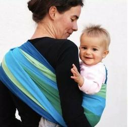 Didymos baby carrier wrap sling organic cotton Iris unisex m