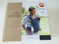 Baby Tula Free-to-Grow Baby Carrier, Adjustable Newborn to T
