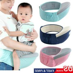Baby Hip Seat Waist Bench Stool Travel Baby Boy Girl Carrier