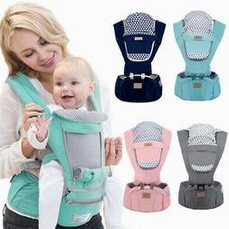 baby infant carrier breathable ergonomic adjustable wrap
