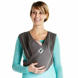 Baby K'tan Breeze Charcoal Carrier Wrap Small Extra Small La
