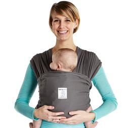 Baby K'tan ORIGINAL,BREEZE,ACTIVE Baby Carrier - Charcoal Si