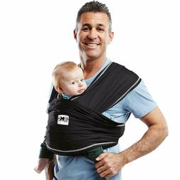 Baby K'TAN Black XS Baby Carrier. BRAND NEW.