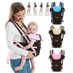 Baby Newborn Front Carrier Toddler Backpack Breathable Adjus