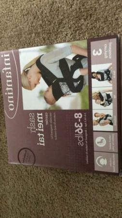Infantino Baby Sash Wrap and Tie Infant Toddler Carrier Mei