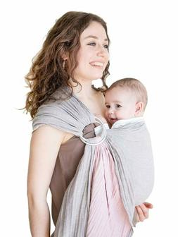 Baby Wrap Carrier Ring Sling-Baby Carrier-Extra Soft Turkish