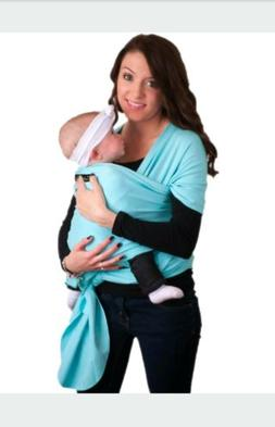 CuddleBug Baby Wrap Carrier | Soft Baby Carrier | Baby Sling