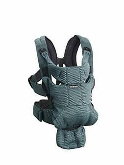 BABYBJORN Baby Carrier Free, 3D Mesh, Sage Green