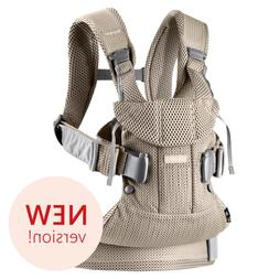 BABYBJÖRN New Baby Carrier One Air 2019 Edition, Mesh, Grei