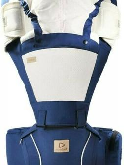 BEBEAR BEBAMOUR~Dark Blue Sling and Baby Carrier 5 in 1