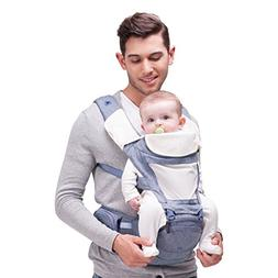 bebear Bebamour Ergonomic Baby Carrier Hip Seat All Seasons