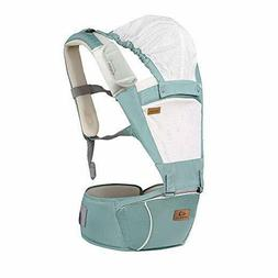 BEBEAR BEBAMOUR~Green Sling and Baby Carrier 2 in 1