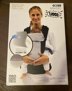 Beco Gemini Baby Carrier Adjustable Ergonomic Backpack Sleek