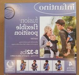 Brand New Infantino Fusion Flexible Position Baby Carrier, G