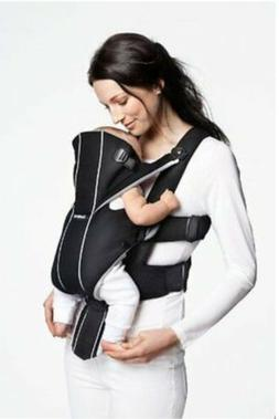 Brand New In Box! BABYBJORN Baby Carrier Miracle, Black/Silv