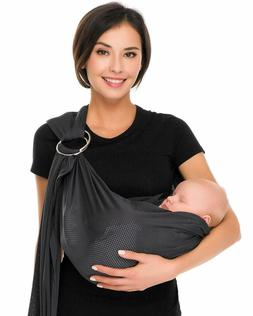 Cuby Breathable Baby Carrier Fabric, Ideal for Summers Adjus