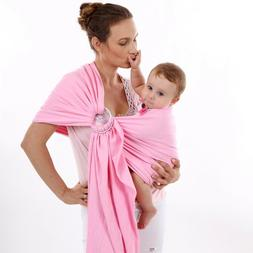 Breathable Baby Carrier Kid Infant Wrap Ring Slings QuickDry