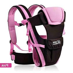 BYFI8F 0-30 Months Breathable Front Facing Baby Carrier 4 in