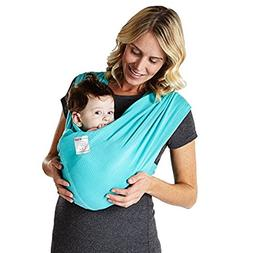 NEW Baby K'tan  BREEZE Baby Carrier Teal Breeze XS