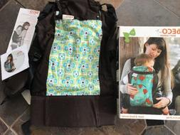 """Beco Butterfly 2 Baby Carrier Cute """"Luna"""" Floral Print"""