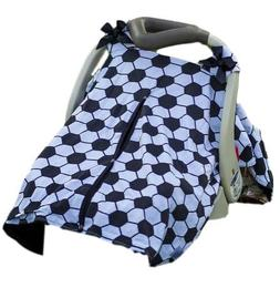 BayB Brand Car Seat Cover - Soccer Ball
