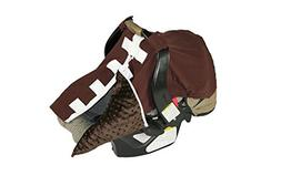 BayB Brand Car Seat Cover - Football