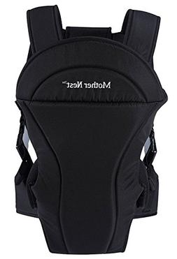 Mother Nest Baby Carrier 3 Carrying Positions for Infants an