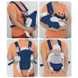 Newborn Kid Infant Baby Carrier Backpack Front Back Rider Sl