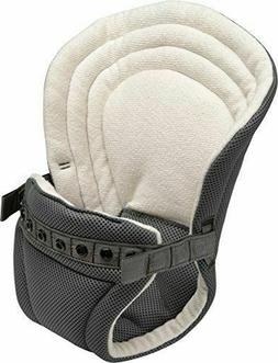 Onya Baby Carrier Booster - Slate Grey  French Terry Cotton