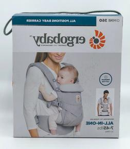 Ergobaby Carrier Omni 360 All Carry Positions Baby Carrier P