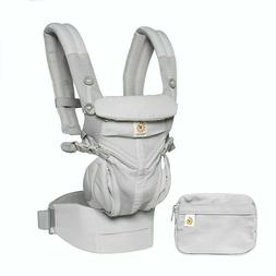 Ergobaby Carrier, Omni 360 All in One Baby Carrier w/ Pouch