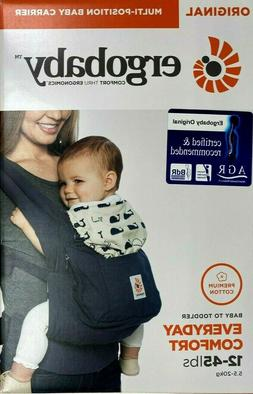 Ergobaby Carrier, Original 3-Position Baby Carrier with Lumb