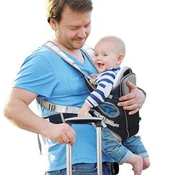 Baby Carrier for Infants and Toddlers - 4 Carrying Positions