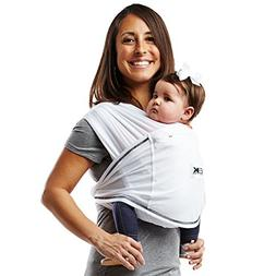Baby K'tan Active Baby Carrier, White –Women 10-14  / Me
