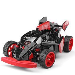 Cars Toys, Wl 390Brush Motor High Speed 45km/h 1:18 4D 2.4G