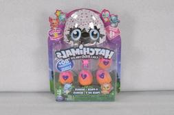 Hatchimals CollEGGtibles 4-Pack + Bonus Season 4 Hatchimals