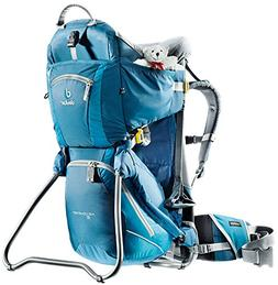 Deuter Kid Comfort 2 Framed Child Carrier for Hiking, Artic/