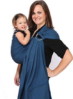 Maya Wrap ComfortFit Ring Sling & Baby Carrier - Twilight Bl
