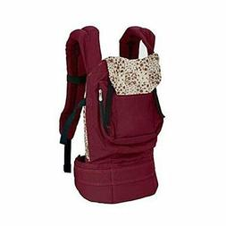 Cotton Baby Carrier Infant Comfort Backpack Buckle Sling Wra