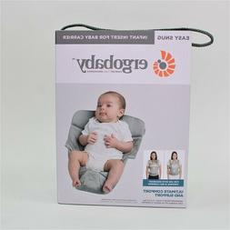 Infant Ergobaby 'Easy Snug' Cotton Poplin Baby Insert, Size