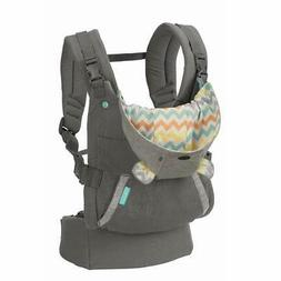 Infantino Cozy Premium Baby Carrier, Size 8-25 Pounds, Green