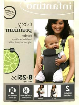 Infantino Cozy Premium Baby Carrier 2 Carrying Positions