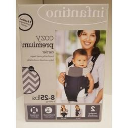 Infantino Cozy Premium Baby Carrier - 2 Carrying Positions F