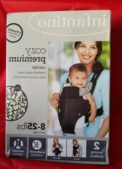 Cozy Premium Baby Infantino Carrier - 2 Positions