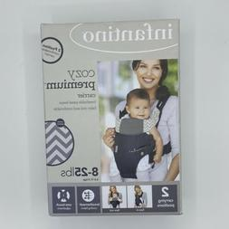 Cozy Premium Baby Carrier Infantino 2 Positions  8-25 Lbs