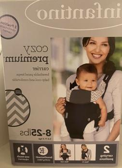 Infantino Cozy Premium Baby Carrier 8-25 lbs. Face-In Face-O